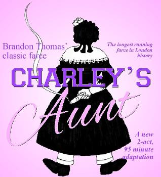 Charley's Aunt graphic
