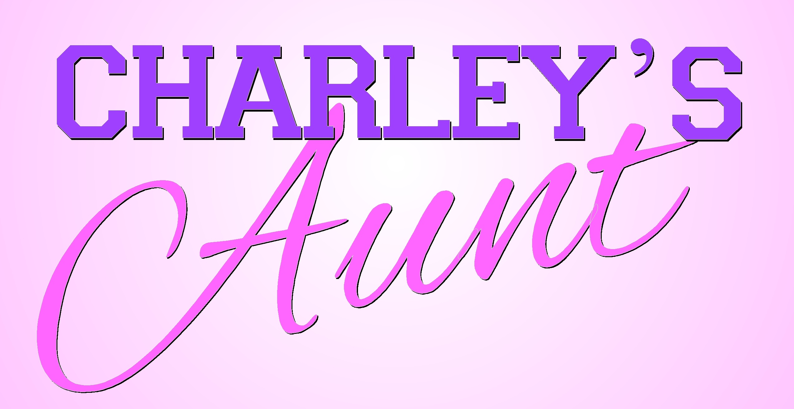 Charley's Aunt logo