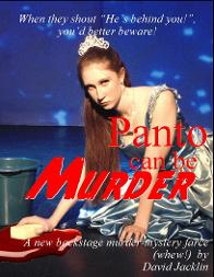 Panto Can Be Murder video