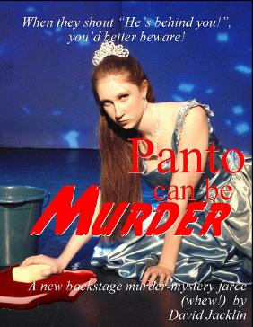 Panto Can Be Murder