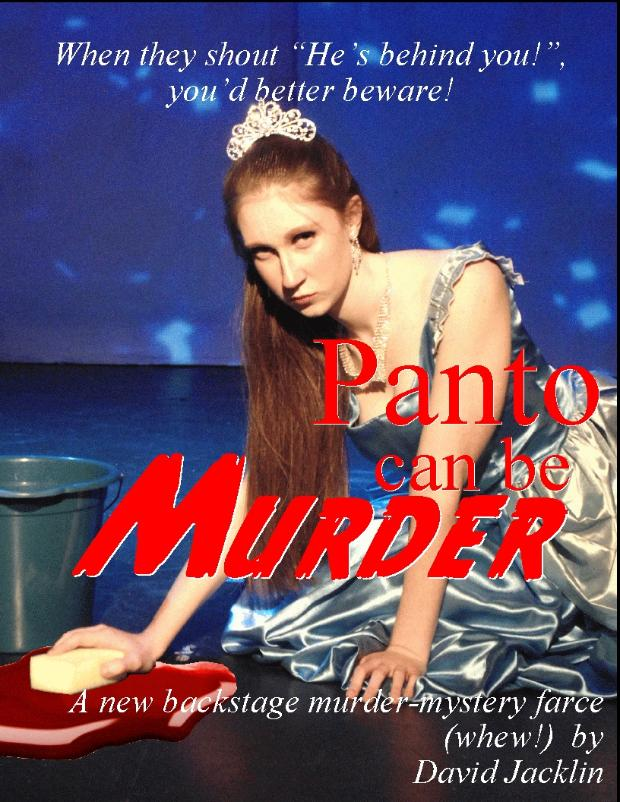 Panto Can Be Murder graphic